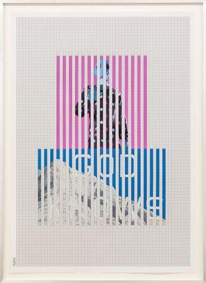 Discrete Model 052 by Goshka Macuga contemporary artwork