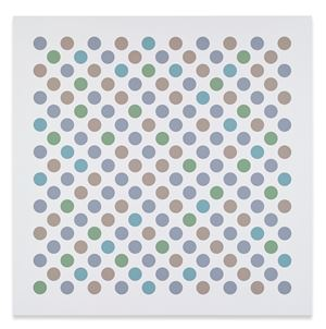 Measure for Measure 39 by Bridget Riley contemporary artwork
