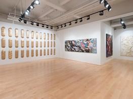 "Hyon Gyon<br><em>Cruel World</em><br><span class=""oc-gallery"">Ben Brown Fine Arts</span>"