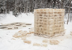 Lake Deconstruction I by Antti Laitinen contemporary artwork