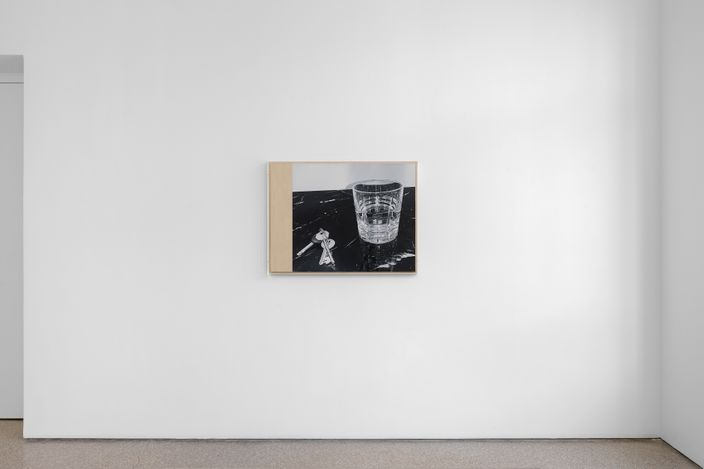 Exhibition view: James White, Not this time, Galerie Greta Meert, Brussels (2 April–19 June 2021). Courtesy the artist and Galerie Greta Meert.
