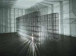 The work of Mona Hatoum bristles with a bodily charge