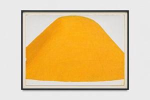 La Colline vue de face by Horia Damian contemporary artwork