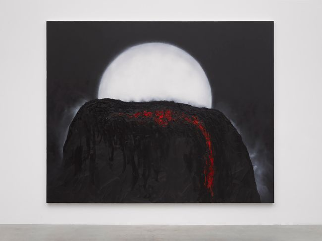 Oh Mother, Tell Me My Life Again by Anish Kapoor contemporary artwork