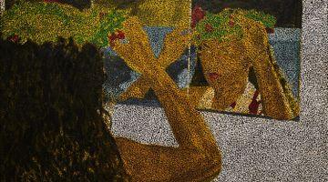 Contemporary art exhibition, Daniel Boyd, Treasure Island at Kukje Gallery, Seoul