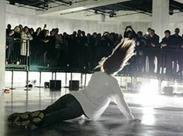 Anne Imhof at Tate Modern, London
