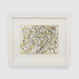 Butterfly Wings by Brice Marden contemporary artwork