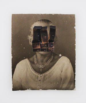 Untitled IV by Saskia Pintelon contemporary artwork