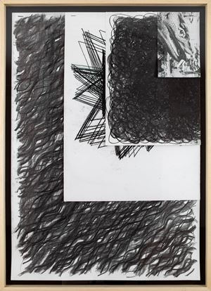 The way things grow II by Iñaki Chávarri contemporary artwork painting, works on paper, drawing