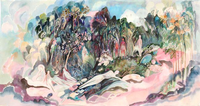 Circé by Tamaris Borrelly contemporary artwork
