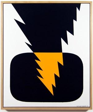 Un Mundo Implacable by Peter Atkins contemporary artwork