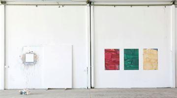 Contemporary art exhibition, Group exhibition, Territorio y refugio at Luis Adelantado Valencia, Valencia