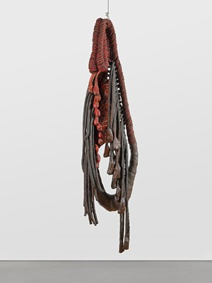 Metamorphosis IV (7) by Françoise Grossen contemporary artwork