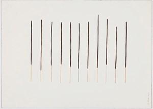 Agarbatti I by Nicola Durvasula contemporary artwork