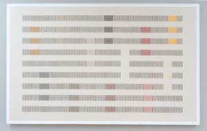 Systematic Arrangement 033 by Andreas Diaz Andersson contemporary artwork