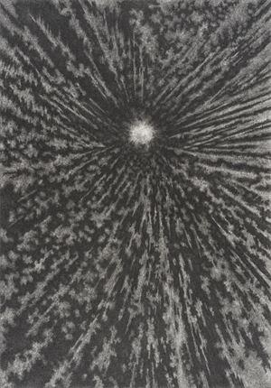 Una Notte Concava by Han Jin contemporary artwork