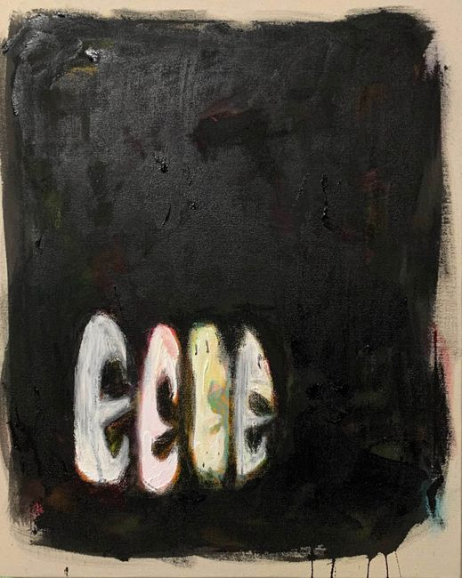 One's Eyes no.5 by KINJO contemporary artwork
