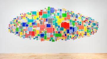 Contemporary art exhibition, Abraham Cruzvillegas, Unbetiteltes Tautologisches Selbstportrait at Galerie Thomas Schulte, Berlin, Germany