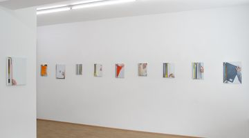 Contemporary art exhibition, Jonah Gebka, Take Your Time at Boutwell Schabrowsky, Munich