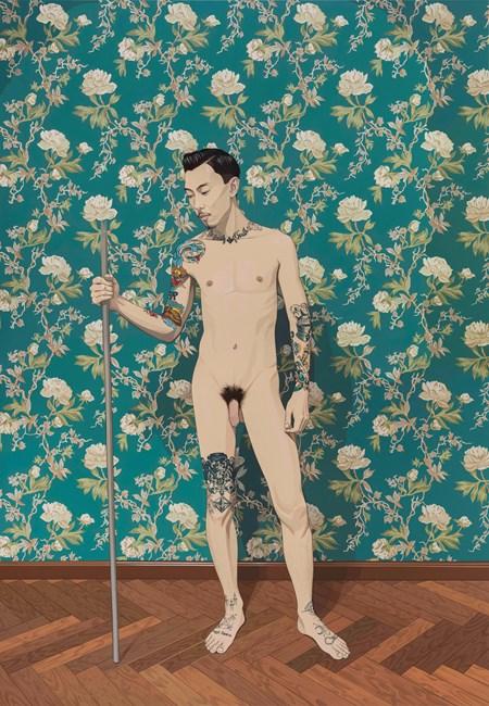 Big Model by Chen Fei contemporary artwork
