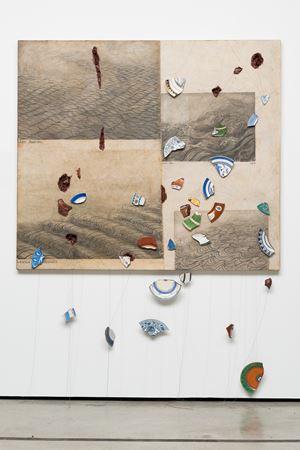 Linha Equinocial by Adriana Varejão contemporary artwork