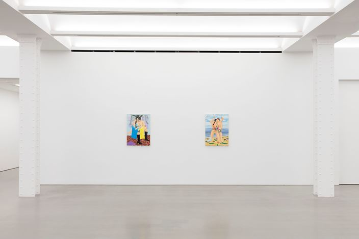 Exhibition view: GaHee Park, Betrayal (Sweet Blood), Perrotin, New York (12 September–17 October 2020. Courtesy the artist and Perrotin.Photo Guillaume Ziccarelli.