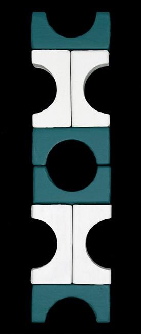 Block Figure IV by Gavin Hipkins contemporary artwork