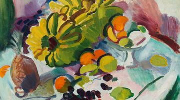 Contemporary art exhibition, Fauvism at Bailly Gallery, Online Only, Paris