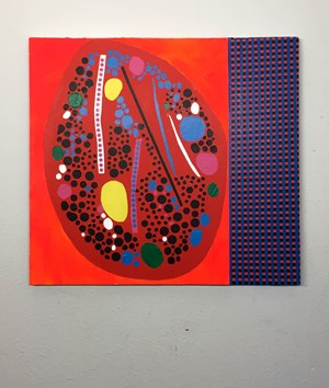Lord of Lords. Jelly bean Reality by Jonathan Casella contemporary artwork