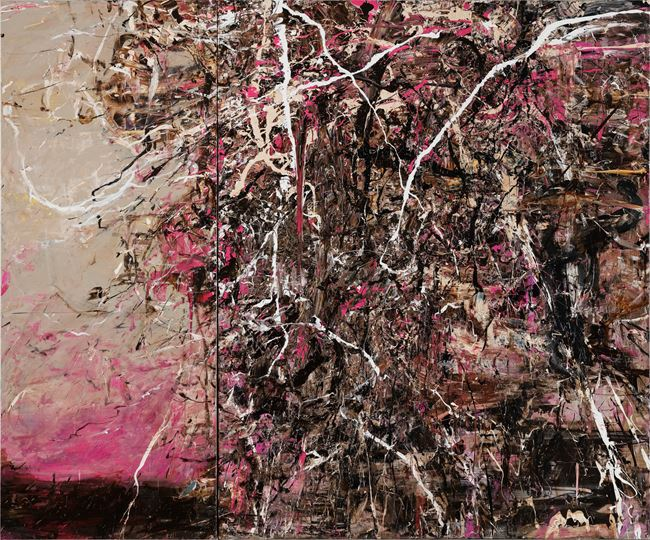 Between Grafting by Ava Hsueh contemporary artwork