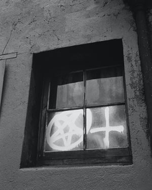 Untitled (Window), Wellington, New Zealand by Harry Culy contemporary artwork