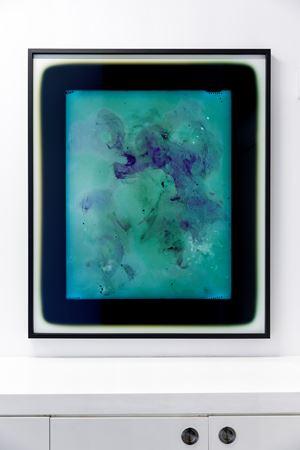 Influence by Justine Varga contemporary artwork