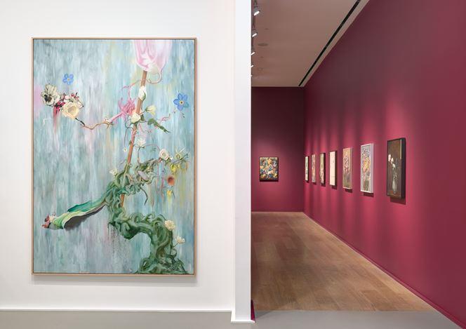 Exhibition view: Keith Tyson, Life Still, Hauser & Wirth, London (22 May–7 September 2019). Courtesy Hauser & Wirth. Photo: Alex Delfanne.
