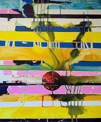 béngdok by Rebekka Steiger contemporary artwork painting