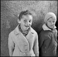 My Daughters, Vilnius by Antanas Sutkus contemporary artwork photography
