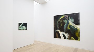 Contemporary art exhibition, Clare Woods, Rehumanised at Simon Lee Gallery, Hong Kong