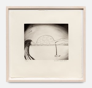 Medical Print by Louise Bourgeois contemporary artwork