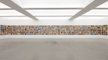Contemporary art exhibition, Mel Ziegler, Activated Artifacts at Perrotin, New York