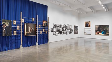 Contemporary art exhibition, Isaac Julien, Lessons of the Hour–Frederick Douglass at Metro Pictures, New York