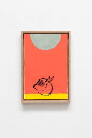 Planète 17 by Etel Adnan contemporary artwork