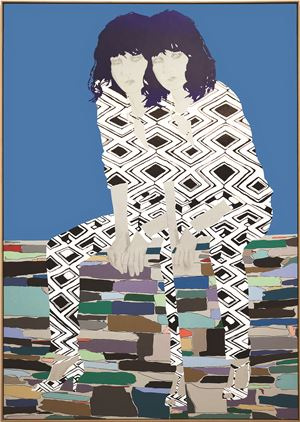 ChChanel by Robert Lucander contemporary artwork