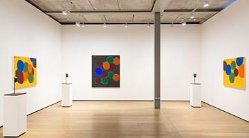 Contemporary art exhibition, Günther Förg, Günther Förg at Almine Rech, London