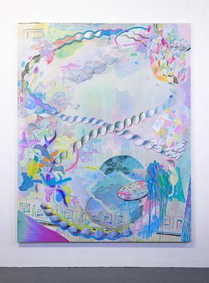 Flecktarn by Alice Browne contemporary artwork