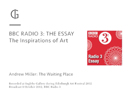 THE ESSAY - with Andrew Miller