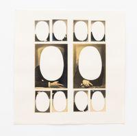 Sobre alegria e esquecimento # 01 by Marcelo Silveira contemporary artwork works on paper