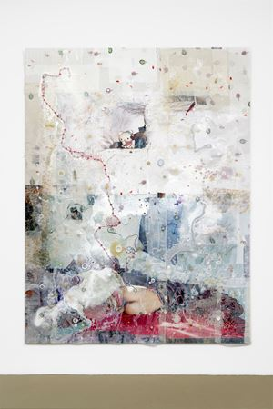 Numbs (Hello Kitty) by Mimosa Echard contemporary artwork
