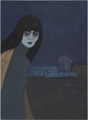 Uramado by Sanya Kantarovsky contemporary artwork
