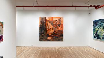 Contemporary art exhibition, Elizabeth Schwaiger, From the Dark Sea at Jane Lombard Gallery, New York