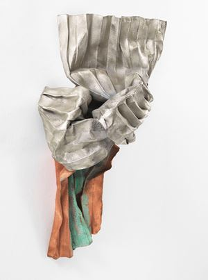 SERPENS by Lynda Benglis contemporary artwork
