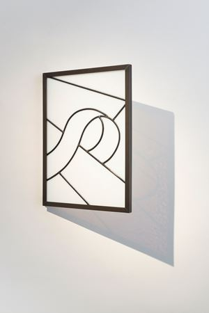 Stained Glass Series, Untitled (11) by David Murphy contemporary artwork